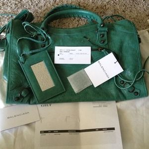 2013 balenciaga city bag brand new