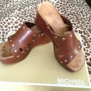 Michael Kors - brown - size 6M