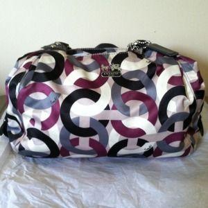 ^Traded^  Coach purse!