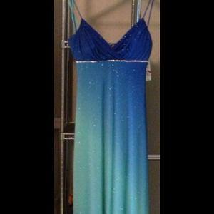 Beautiful Onyx nite dress
