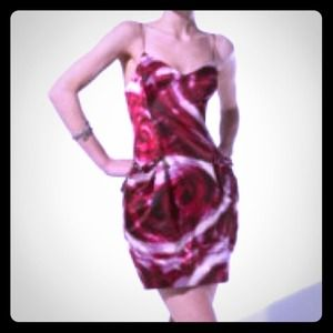 Bcbg berry dress