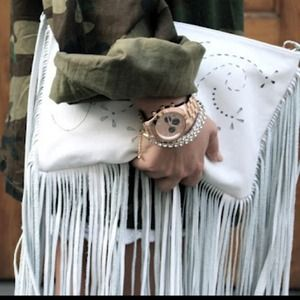 Looking for this Zara clutch