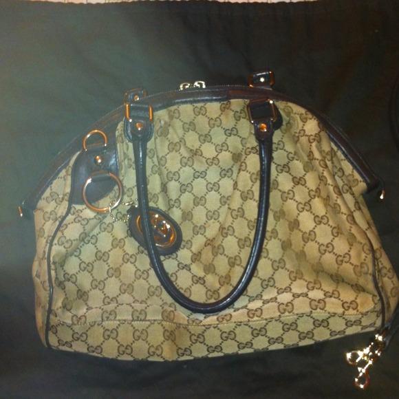 d6ab728aea31 Gucci Bags | Authentic Sukey Boston Bag | Poshmark