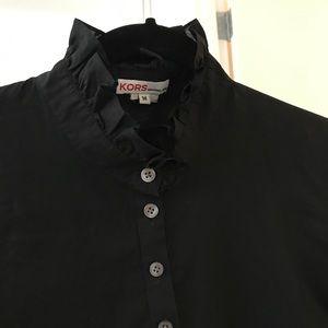Michael Kors light weight cotton blouse