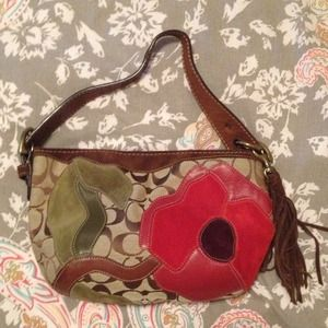 JUST REDUCED  Authentic Coach Handbag