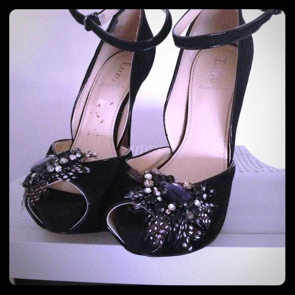 Enzo Angiolini Shoes - Enzo high heels