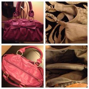 Aldo handbags 