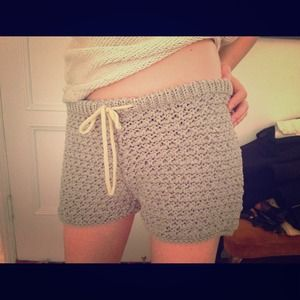 Brand new 3.1 Phillip Lim cotton knit shorts