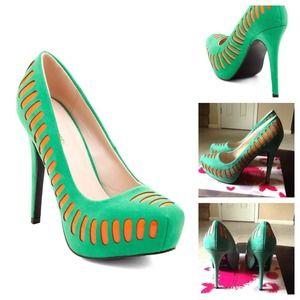 Pinky Beauty Heel