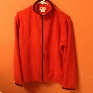 PRICE REDUCTION ~ Recycled Fabric Zip Up
