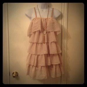 Reduced!!!! Super Cute Tiered Dress