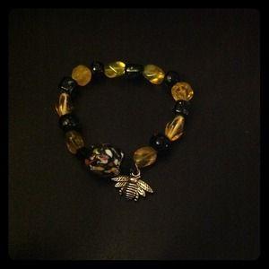 Jewelry - Homemade bumble bee Bracelet