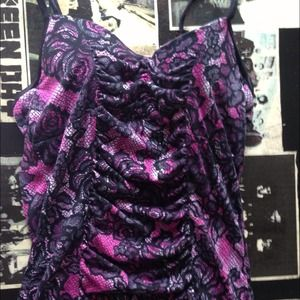 Tops - REDUCED!!!! Floral corset top