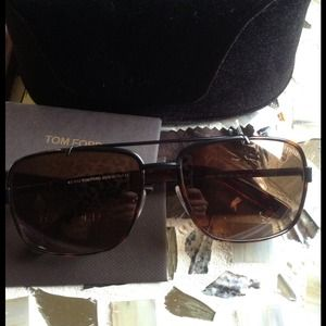 NEW Tom Ford Martine sunglasses