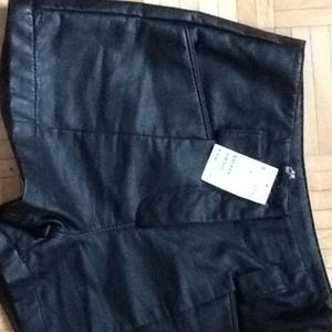 H&M Other - Host pick (2x) H&M Faux leather shorts