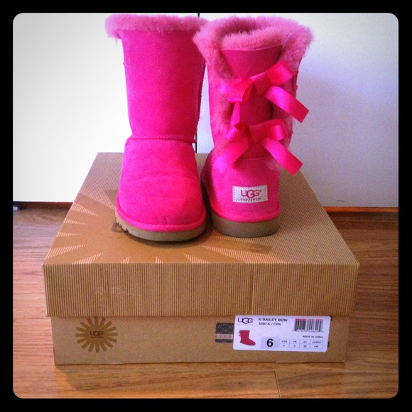 UGG Shoes | Hold For Dulceaa7 Pink Lace