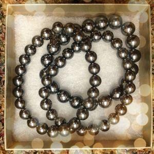 Givenchy bead bracelet. Set of 3