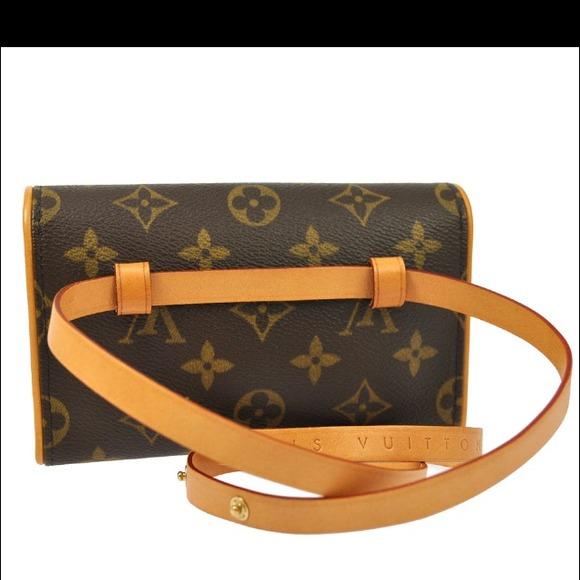 Louis Vuitton - Authentic Louis Vuitton belt bag from ...