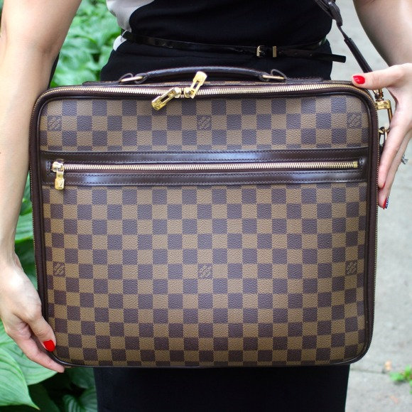 Louis Vuitton Handbags - HOST PICK Authentic Louis Vuitton Sabana Briefcase 4