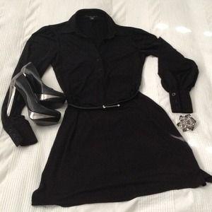 Black dress by Laundry
