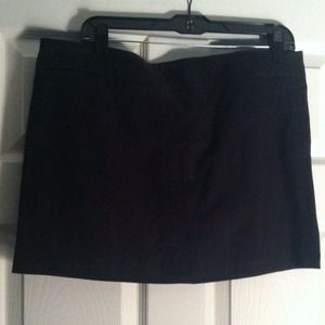 Timeless Black mini skirt