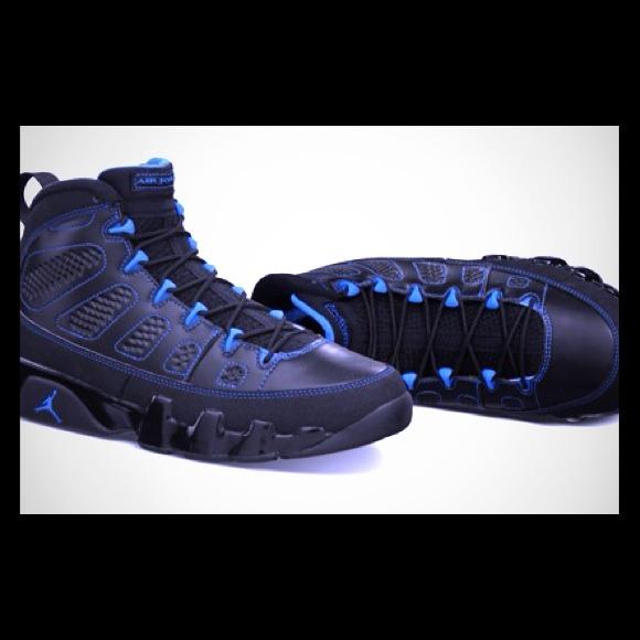 quality design 1ca3f 71aac Nike Air jordan Retro 9 (Black Bottom) NWT
