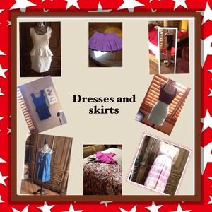 Dresses & Skirts - Dresses and skirts. Great variety.  ALL ON SALE