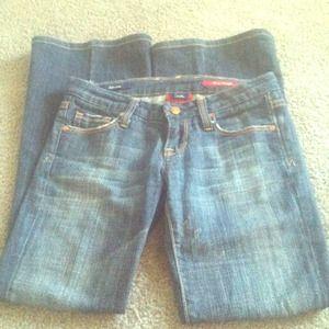 Vigoss jeans! Boot cut/ stretch