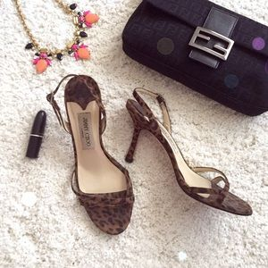 "Jimmy Choo ""India""  sandals"