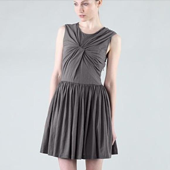 3.1 Phillip Lim grey dress
