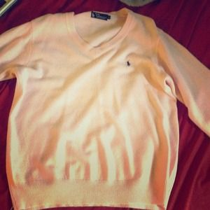 ❌✖️HOLD❌✖️Polo Ralph Lauren 💯% Cashmere sweater!