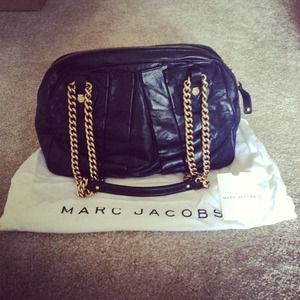 100% Authentic Marc Jacobs Bowler Bag