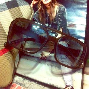 Burberry Grey Gradient Sunglasses