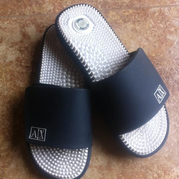 55e9396ea A X Armani Exchange Other - Armani Exchange men s sandals