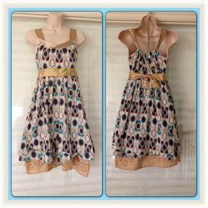 Reduced!!!Cute Junior dress