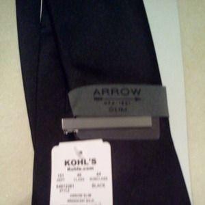 Accessories - Black Arrow  tie