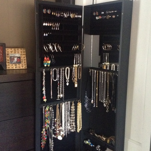 Other Over The Door Jewelry Organizer Poshmark