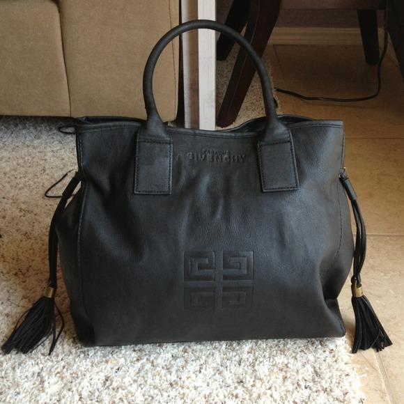 2dbfa6c9c871 Givenchy Handbags - Givenchy perfume faux leather bag