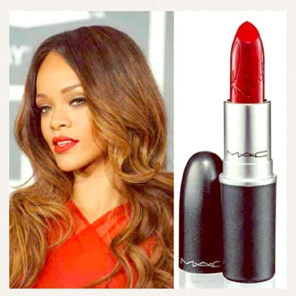 MAC - Limited Edition Riri Woo Mac Lipstick from Kourtnee's closet ...