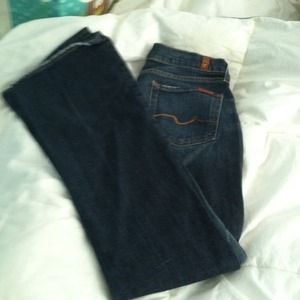 7 for all mankind jean.