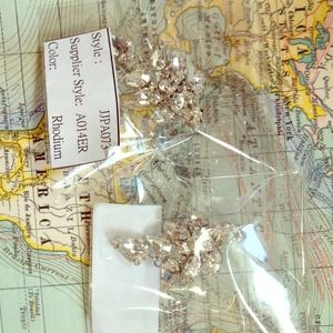 Jenny Packham Jewelry - Jenny Packham Tesoro earrings