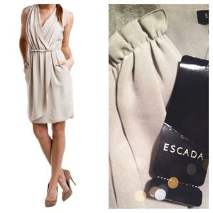 ESCADA Dresses & Skirts - ⬇REDUCED! Stunning ESCADA Dress!
