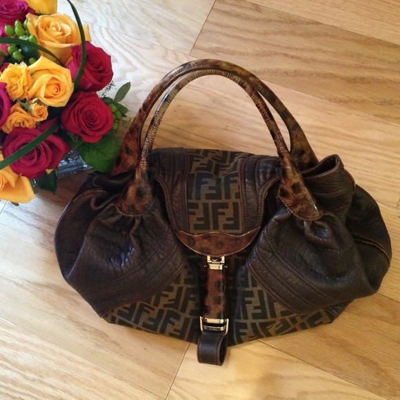 1754bfa68de3 FENDI Handbags - 🍃❤ The It Bag ... Fendi Spy Bag