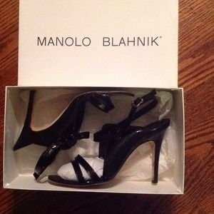 Manolo Blahnik Shoes - ⬇️ 🎉HOST PIC 🎉 authentic Manolos