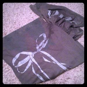 Juicy Couture grey scarf