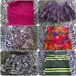 *REDUCED* bundle of skirts