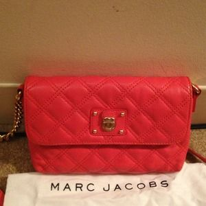 Marc Jacobs Single Quilted Shoulder Bag
