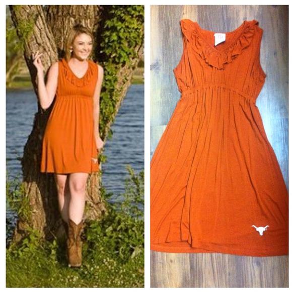 Texas longhorns game day dresses