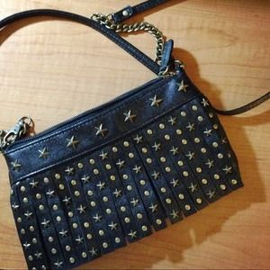 Steve Madden studded crossbody bag / satchel