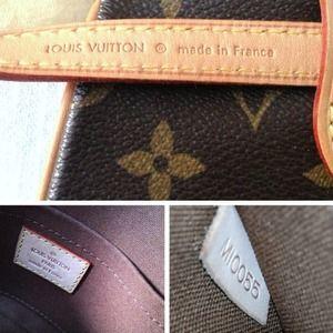 Louis Vuitton Bags - 💟Authentic LV Monogram Canvas P.M.F.P.Waist Bag💟 092b5dab31d81